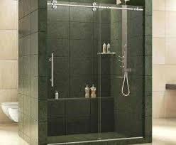 cool shower doors sliding glass on designs classy door mesmerizing in bypass showers the home depot seal menards