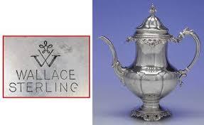grande baroque sterling hollowware