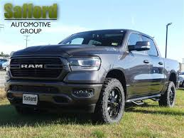 New 2019 RAM All-New 1500 Big Horn/Lone Star 4x4 Crew Cab 5'7' Box ...