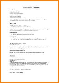 Profile On Resume Sample How To Write Profile On Resume