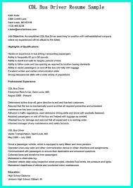 Resume For Cdl Truck Driver Resume Online Builder