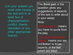 sample essay the crucible ppt video online  5 the