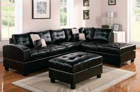 most seen images in the fascinate black leather sectional couch design ideas gallery