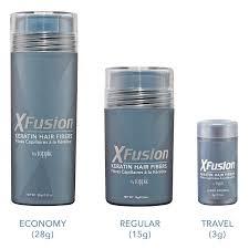 Keratin Fibers Xfusion