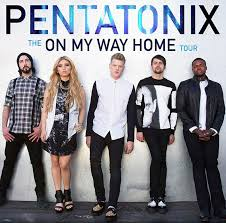 Pentatonix announces 2015 'On My Way Home' tour dates | The Music ...