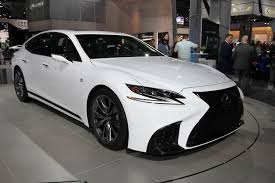 2018 lexus 500 f sport. Modren Sport 2018 Lexus LS 500 F Sport New York Auto Show Featured Image Large Thumb3 In Lexus F Sport 1
