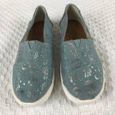 Dream Catcher Toms Toms TOMS Alpargata Frost Dreamcatcher SlipOn Sneaker from 56