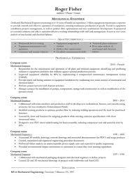 Mechanical Engineering Resume Templates Mechanical Engineering Resume Format Pdf Download For Fresher 50