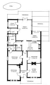 strikingly inpiration 3 floor plans for federation homes homes plans australia