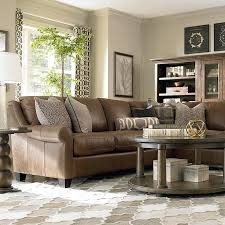 Full Size of Living Room:living Room Ideas With Leather Sectional Brown  Leather Couch Living ...