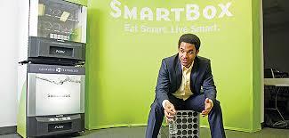 Cashless Vending Machines Delectable SmartBox Cashless Vending Machines Northeast Florida Business
