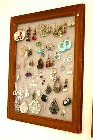 99 best ear ring holder images on earring stand