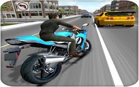 moto racing 3d game for pc