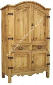 rustic mexican furniture. Rustic Furniture Mexican Armoires Sierra Armoire Intended