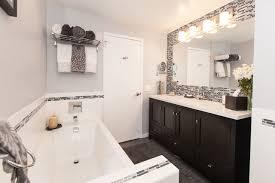 bathroom remodel gray. Gray White Tile Modern Bathroom Remodel Los Pertaining To And Plan 13 Bathroom Remodel Gray Y