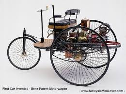 Who Made The First Car The First Car Invented Was Made By Karl Benz And Gottlieb