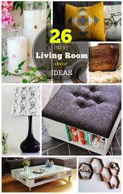 26 diy living room decor ideas on a budget diy craft