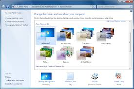 Make Your Pc Your Own With The Windows 7 Personalization Feature