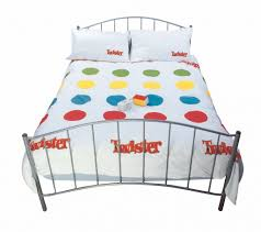 Buy Twister Bed Sheets Uk