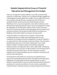 Sample Argumentative Essay Topics On Education Mistyhamel
