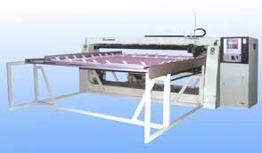 Model DHF Computerized Single-needle Quilting Machine &  Adamdwight.com