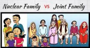 joint family system vs nuclear family system essay 8 joint family system vs nuclear family system