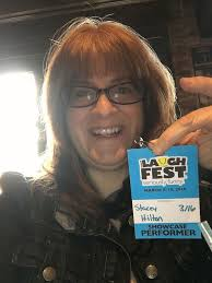 Murdered teen's mom gets LaughFest crowd rolling