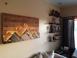 diy wood panel wall decor wooden wall art decor ideas home interior desi on wall art