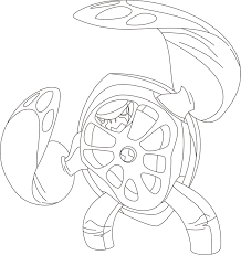 Ben 10 Printable Coloring Pages Ben 10 Coloring Page 18 Wallpaper