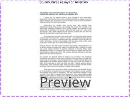 student nurse essays on reflection homework academic service student nurse essays on reflection nursing reflection essay cover letter examples library of a student