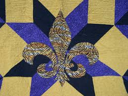 Star of the Tiger - Butterfly Angels Quilting & and add my Fleur de lis…. finish ... Adamdwight.com