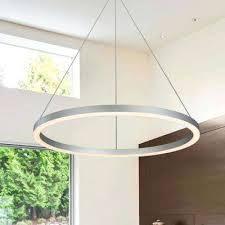 chandelier pendant light collection watt silver integrated led adjule hanging modern circular chandelier in chandelier pendant