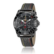 anthracite red and gray chronograph abarth abarth product photo 1 zoom