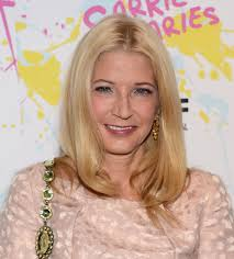 Candace Bushnell Candace Bushnell In The Carrie Diaries Premiere Opening Night