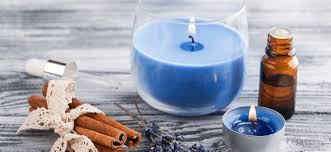 featured image diy essential oil candles