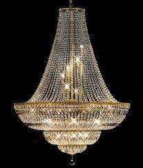 crystorama 24 light clear crystal gold chandelier