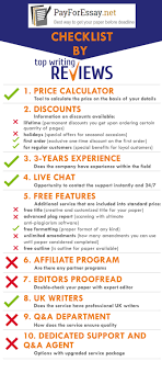 payforessay net review testimonials prices discounts checklist review of payforessay by topwritingreviews