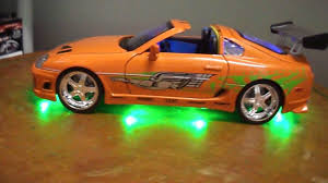toyota supra fast and furious green. toyota supra fast and furious green