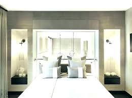 Fresh Ideas Mirror Headboard Bed With Modern King Size Bedroom Sets ...