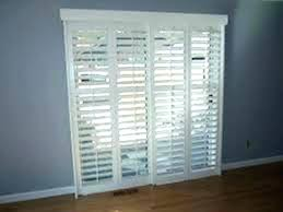 plantation shutters for sliding glass doors cost plantation shutters