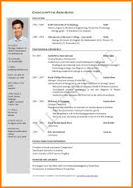 Resume Template For Fresher    Free Word Excel Pdf Format        thevictorianparlor co