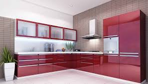 Modular Kitchen Interior Designs T40 Interiors Gorgeous Kitchen Interior Designing