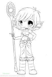 kids coloring pages for girls kawaii anime coloring pages lovely gemütlich anime mädchen malvorlagen deviantart galerie
