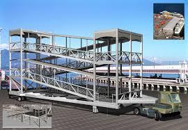 Ship Gangway Design Cruise Ship Passenger Gangway 3d Graphics Multimedia