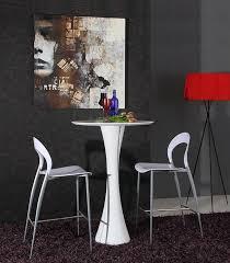 Modern bar height table Person Modern Bar Led Gloss Bar Table Avetex Furniture Modern Bar Led Gloss Bar Table Bar