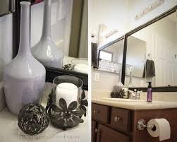 Black And White Bathroom Decor White Bathroom Decor For Modern Concept Black And White Bathroom