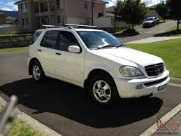 Benz ML 270 CDI 4x4 2004 4D Wagon 5 SP Automatic Tipsh 2 7L in Dapto,