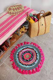 Fabric Rug Diy 25 Gorgeous Diy Rugs