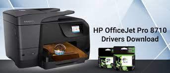 Printer driver / scanner driver. Hp Officejet Pro 8710 Software Downloadmeta