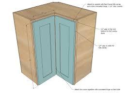 standard kitchen cabinet door thickness1209 x 885